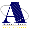 A Storage Place logo